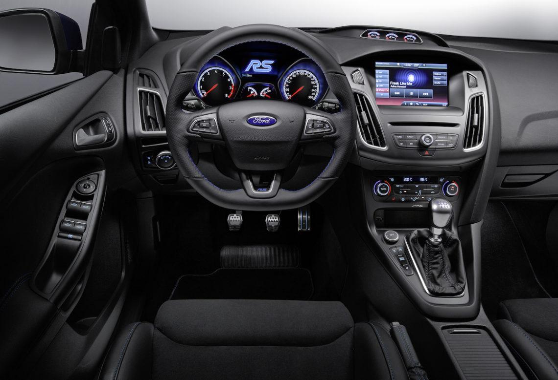 Neuer Ford Focus RS Mit Allrad
