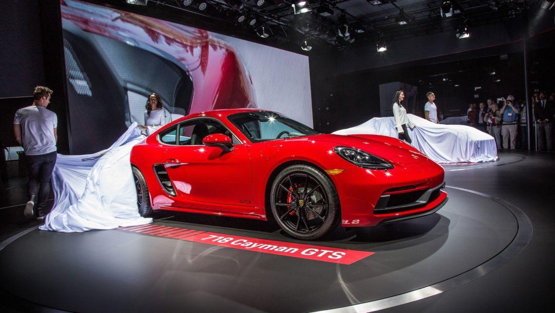 Luxury Vehicle: Los Angeles Auto Show 2017