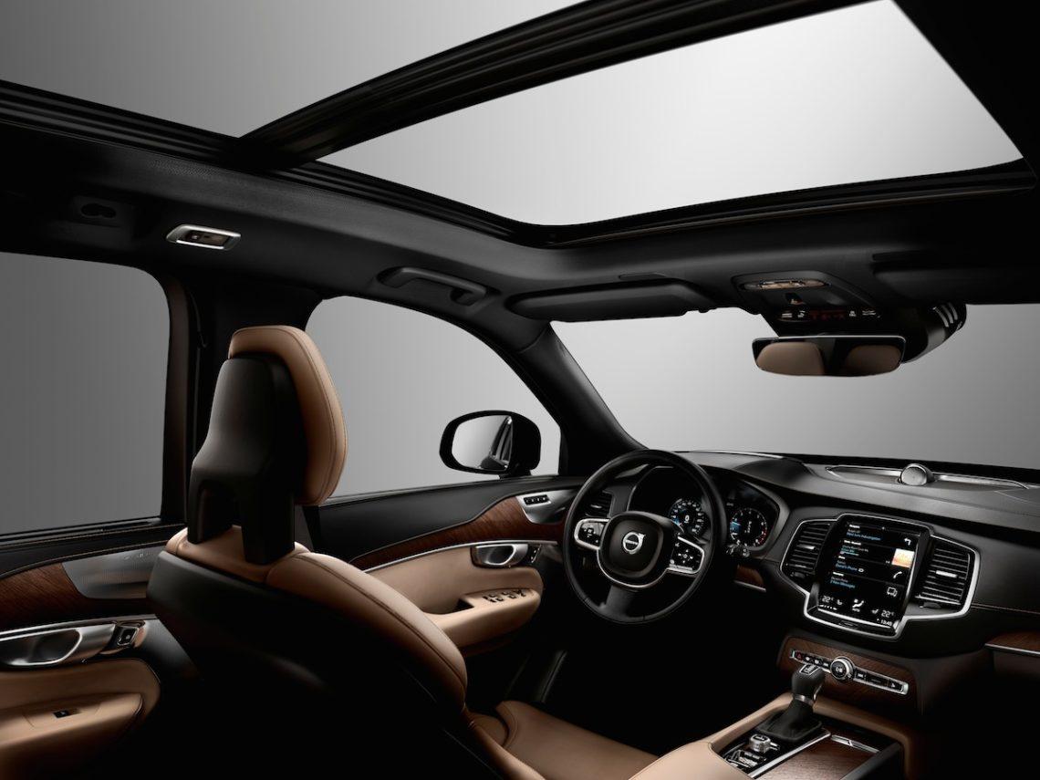 Volvo XC90 Sondermodel \