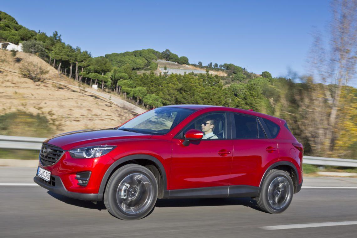 Fahrbericht: dezentes Update für Mazda CX-5 und Mazda6