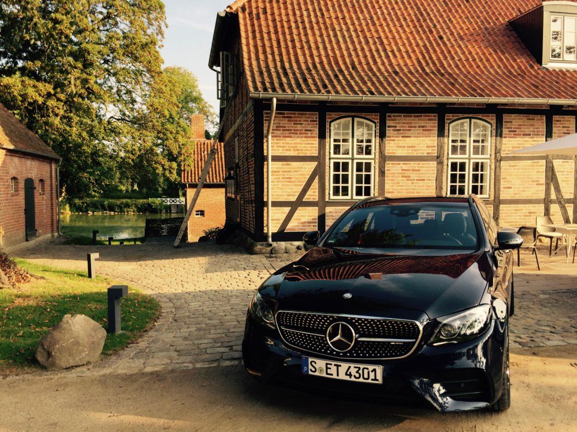4x4schweiz News Das Neue T Modell Der Mercedes E Klasse