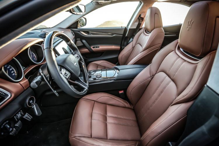 Maserati Ghibli GranLusso und GranSport: Bereit für 2018