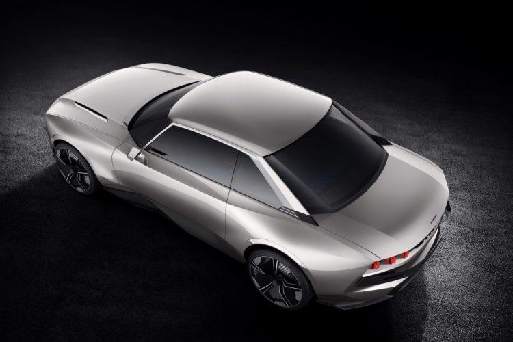 Fur Alle Neuzeit Bardots Und Delons Peugeot E Legend Concept Awd